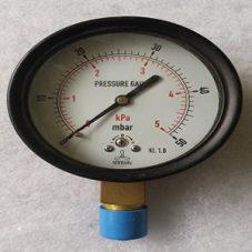 đồng hồ đo áp suất Nisshin