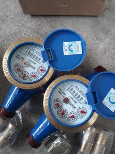 Đồng hồ nước lạnh UNIK