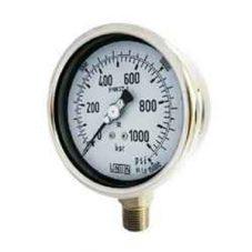 Đồng hồ đo áp suất Unijin