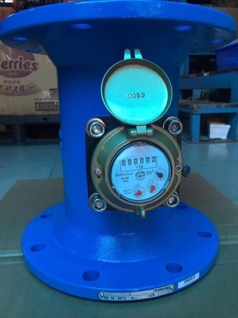 Đồng hồ đo nước thải Powogaz WI D200