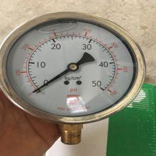 Đồng hồ đo áp suất Đài Loan