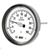 Đồng hồ đo nhiệt độ chân sau