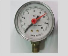 Đồng hồ đo áp suất Italia