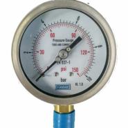 Đồng hồ áp lực yamaki