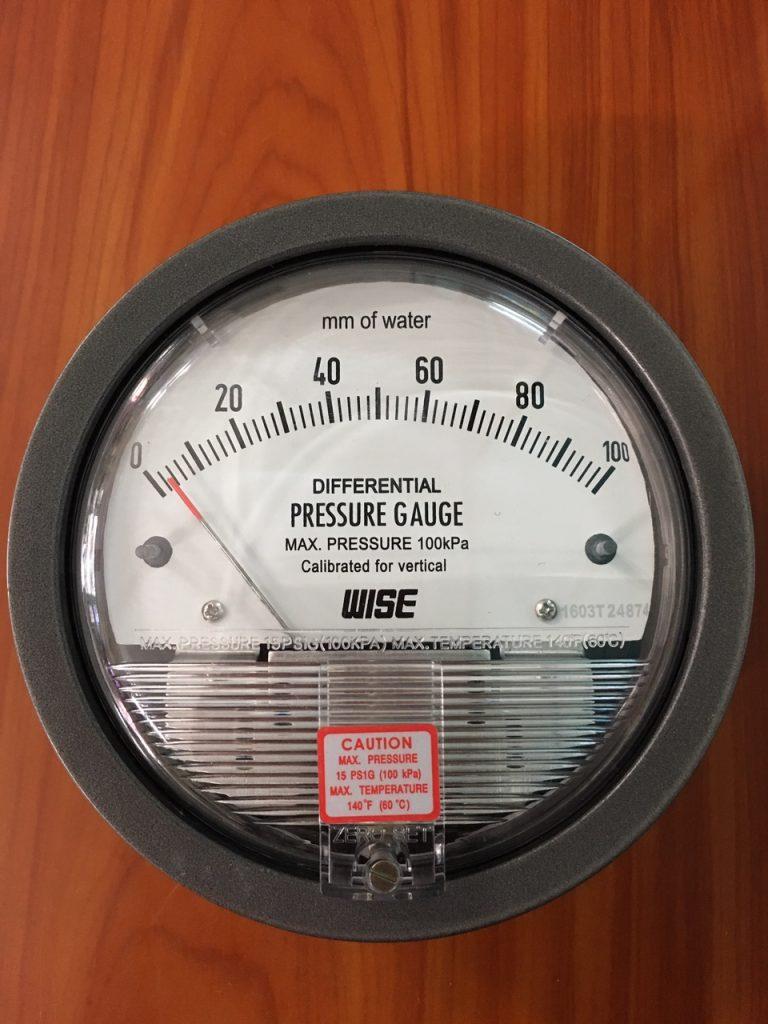 Đồng hồ chênh áp Wise - Hàn Quốc