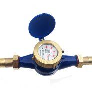 Đồng hồ đo nước lạnh thân gang