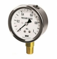 Đồng hồ đo áp suất wise P254