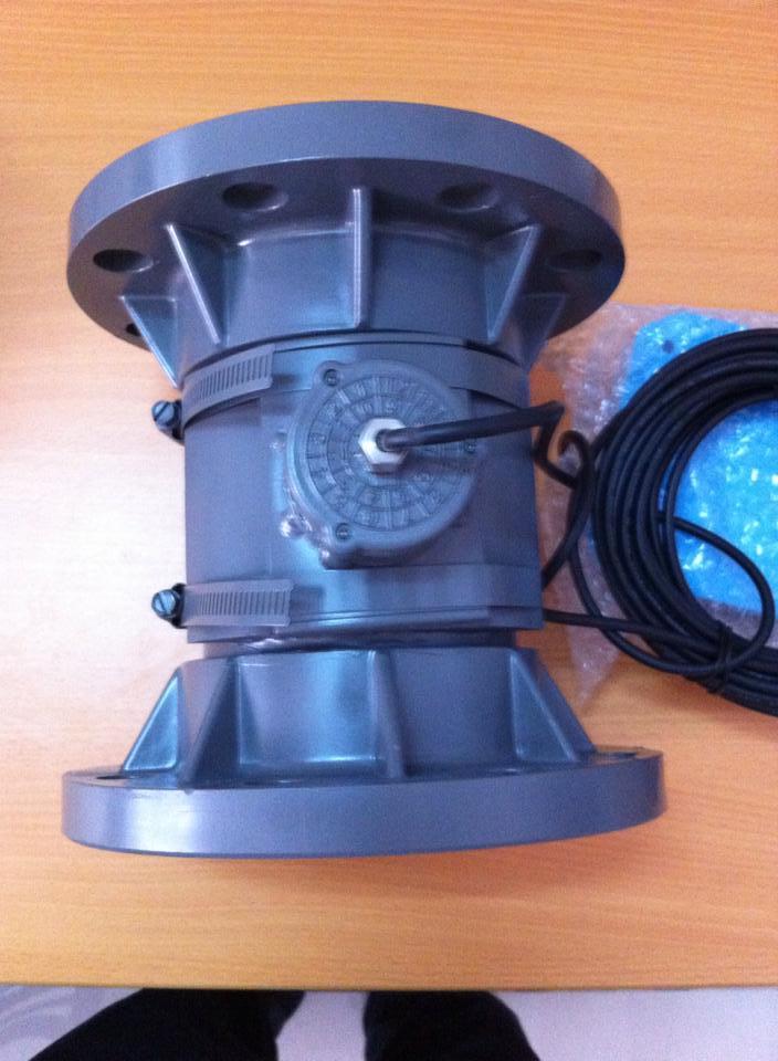 Đồng hồ đo lưu lượng nước điện từ EMS Đài Loan DN100