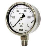 Đồng hồ áp suất P252-100A 1MPA