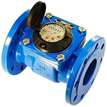 Đồng hồ nước Powogaz lắp bích. Hàng chính hãng Balan