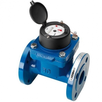 Đồng hồ nước Zenner Coma lắp bích WPH DN100
