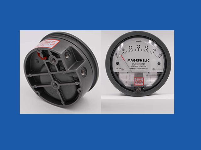 Đồng hồ đo chênh áp phòng sạch