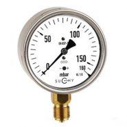 Đồng hồ đo áp suất 160bar mặt 100mm